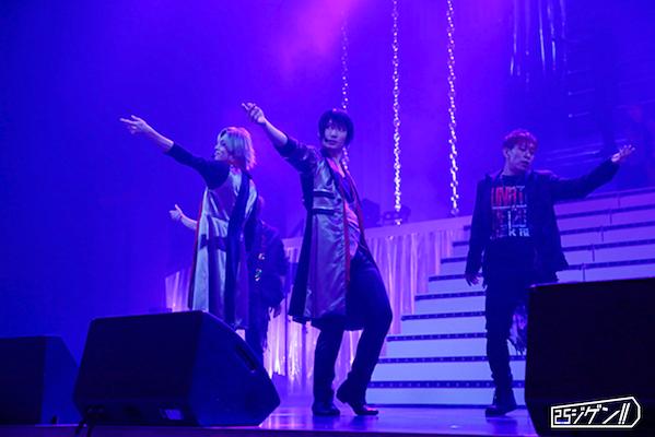 12月26日開催!「ツキステ。」&「スケステ」合同ダンスライブ『LUNATIC LIVE 2018 ver BLUE』マチネ公演レポート(写真全27枚) イメージ画像