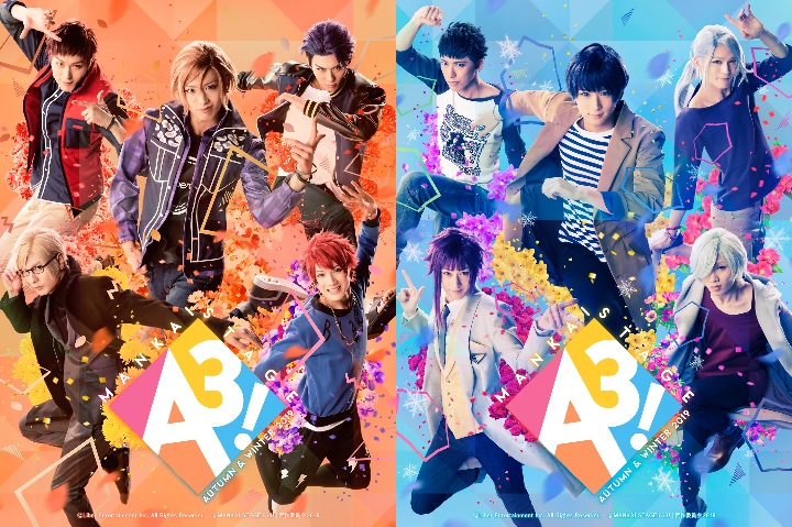 MANKAI STAGE『A3!』~AUTUMN&WINTER 2019~