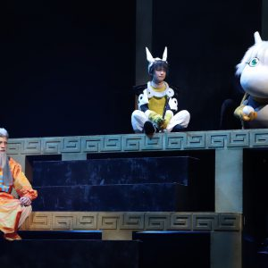 人気漫画『封神演義』がミュージカルに!橋本祥平さん、安里勇哉さんら人気俳優が勢揃いの囲み取材&ゲネプロレポート(写真全16枚) イメージ画像