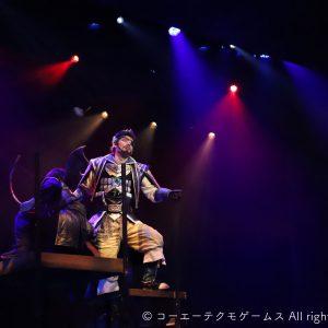 勇ましくも華麗な殺陣に、息を呑む。舞台「真・三國無双 赤壁の戦い」ゲネプロレポート(写真全24枚) イメージ画像