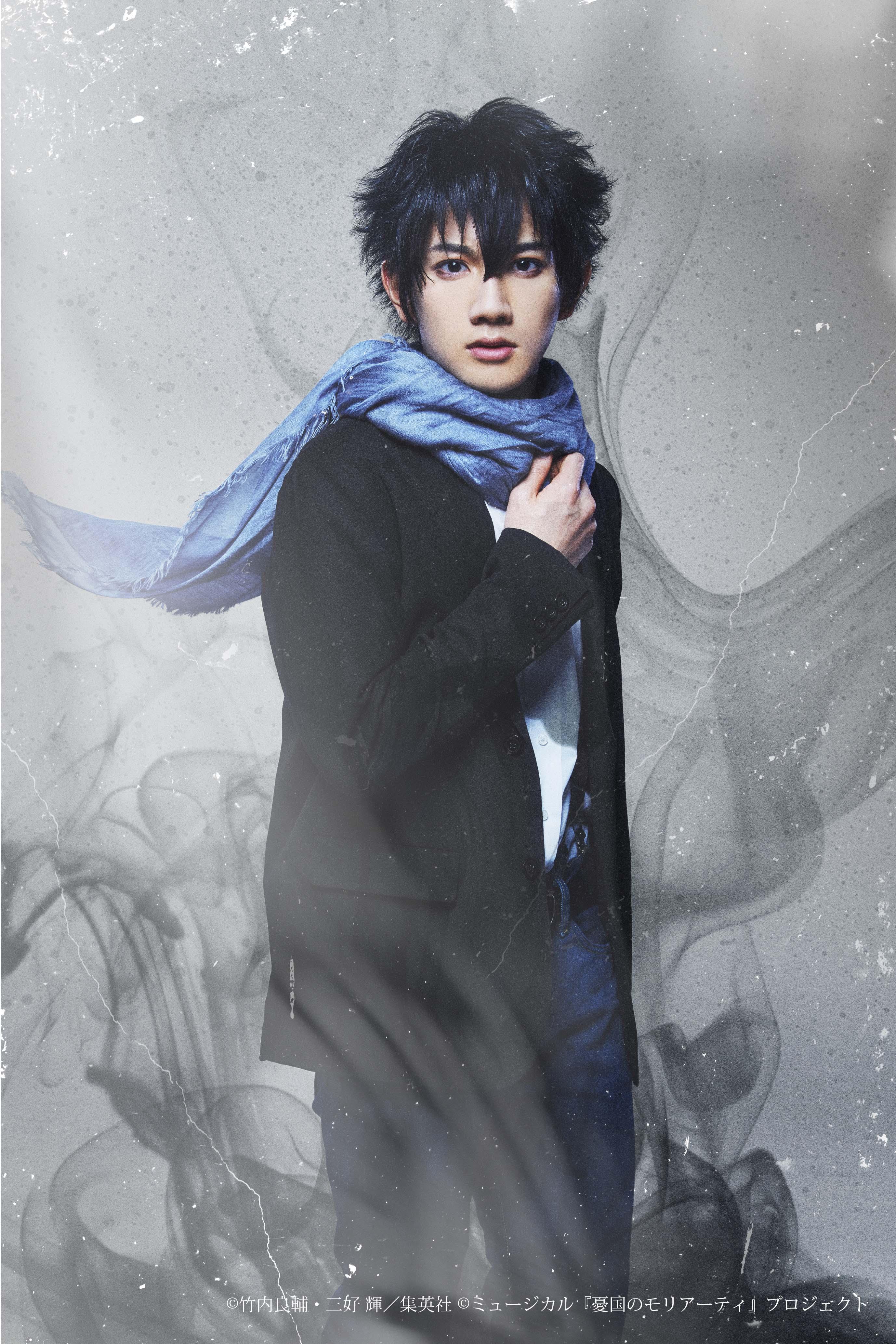 モリミュのキャラビジュアルが公開 七木奏音、髙木俊、山﨑雅志も追加キャストとして出演 イメージ画像