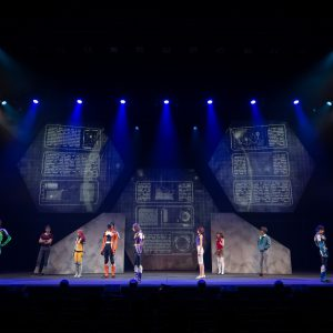 演劇で武力介入を!舞台『機動戦士ガンダム00 −破壊による再生−Re:Build』ゲネプロ&初日挨拶レポート(写真全20枚) イメージ画像