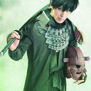 舞台『刀剣乱舞』最新作 健人・前山剛久ら8振りのキャラビジュ解禁 イメージ画像