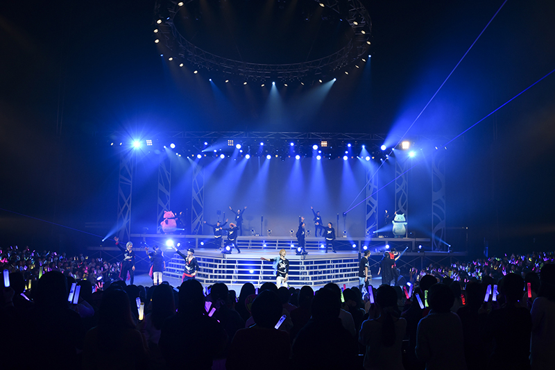 3月3日開催!スケステ初の単独ライブ「BLAZING & FREEZING」のマチネ公演レポートをお届け(写真全35枚) イメージ画像