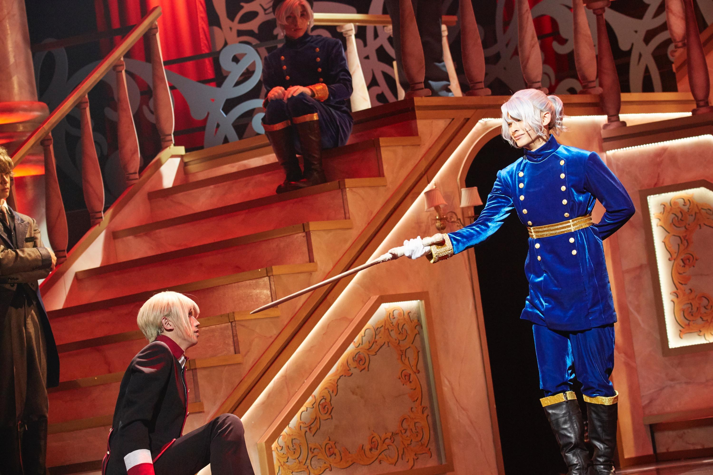 めざせ2.5次元界の金八先生!?「王室教師ハイネ-THE MUSICALⅡ-」囲み取材&ゲネプロレポート イメージ画像