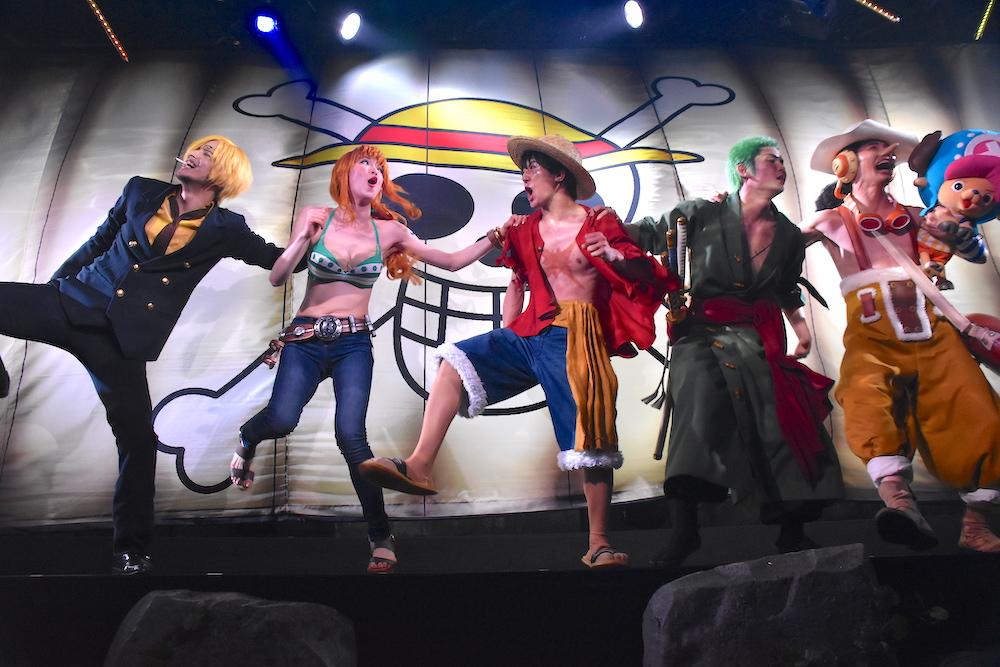 ワンピースの世界を肌で体感!新作ONE PIECE LIVE ATTRACTION『MARIONETTE』開幕へ イメージ画像