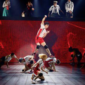 永田崇人率いるハイステ最新作がついに開幕!演劇「ハイキュー!!」〝東京の陣〞囲み取材&ゲネプロレポ イメージ画像