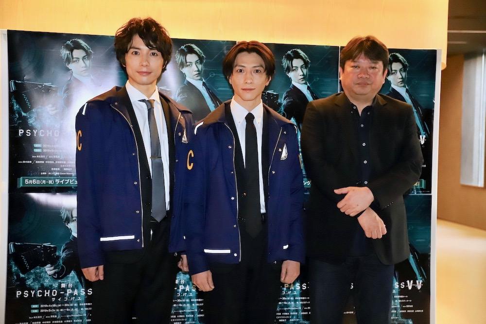 鈴木拡樹主演の舞台『サイコパス』が開幕 AIに支配された世界で「人間らしさ」は必要か イメージ画像