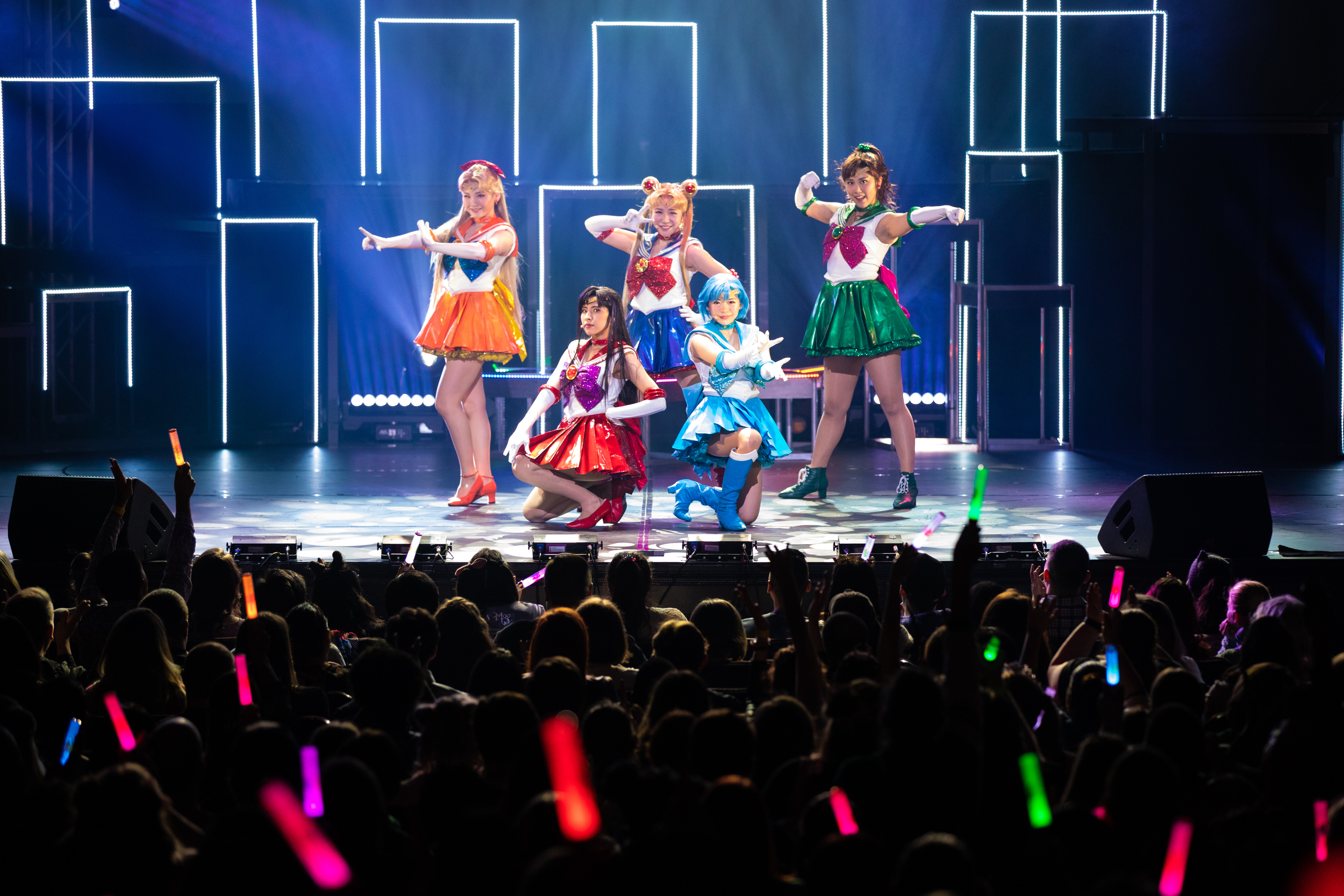 """""""Pretty Guardian Sailor Moon"""" The Super Liveのアメリカ公演チケットSOLD OUT イメージ画像"""