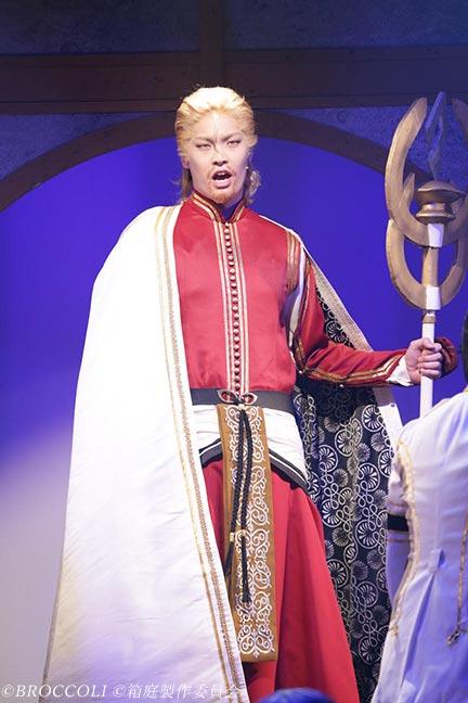 【バルドルENDルートレポ】原作の名シーンが続出『The Stage 神々の悪戯 光と炎の約束』 イメージ画像