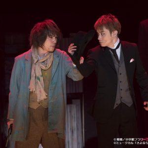 良知真次と平野良W主演のミュージカル「さよならソルシエ」が4月22日20時30分から初放送 イメージ画像
