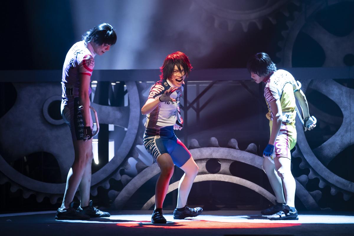 舞台『弱虫ペダル』最新作からオフィシャルレポート・舞台写真が公開 イメージ画像
