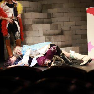 憎めないダメ王子たちが再び…!『歌劇派ステージ「ダメプリ」ダメ王子 VS 偽物王子』ゲネプロレポート イメージ画像