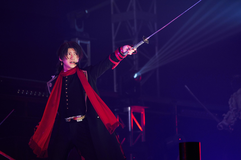 解けない魔法にかかった観客の観たものとは 『刀ミュ』 加州清光 単騎出陣 アジアツアー 日本凱旋公演レポ イメージ画像