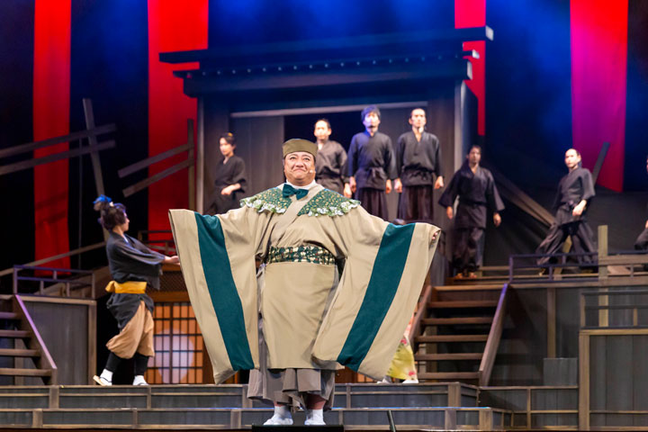 舞台「信長の野望」第3弾が開幕 鶏冠井孝介「本能寺の変に恥じぬよう素晴らしい作品になっている」 イメージ画像