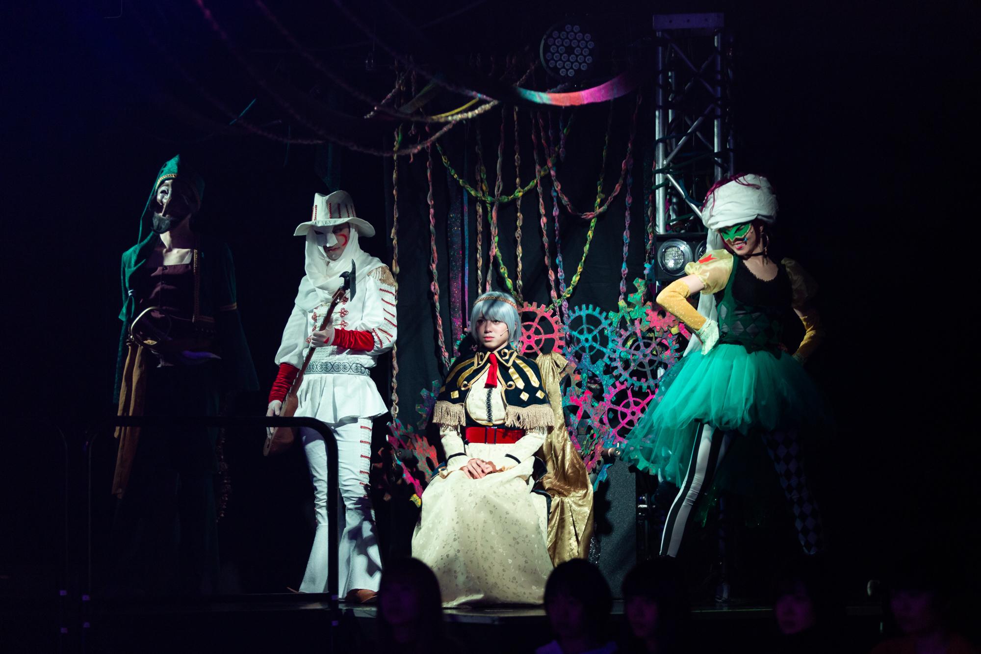 舞台劇「からくりサーカス」続編が10月に上演決定 キャストは深澤大河・滝川広大ら5名が続投 イメージ画像