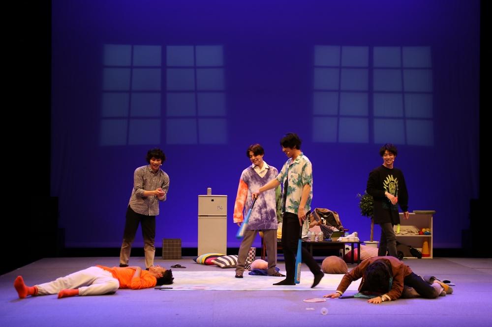 """まるで""""修行""""なリアル男子会『BOYS★TALK』第4弾開幕!ゲネプロ&囲み取材レポ イメージ画像"""