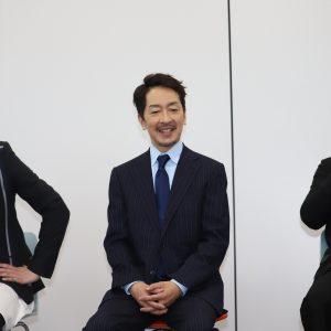 藤田玲・中村優一が相棒刑事を熱演。舞台「私に会いに来て」制作発表会見レポート イメージ画像