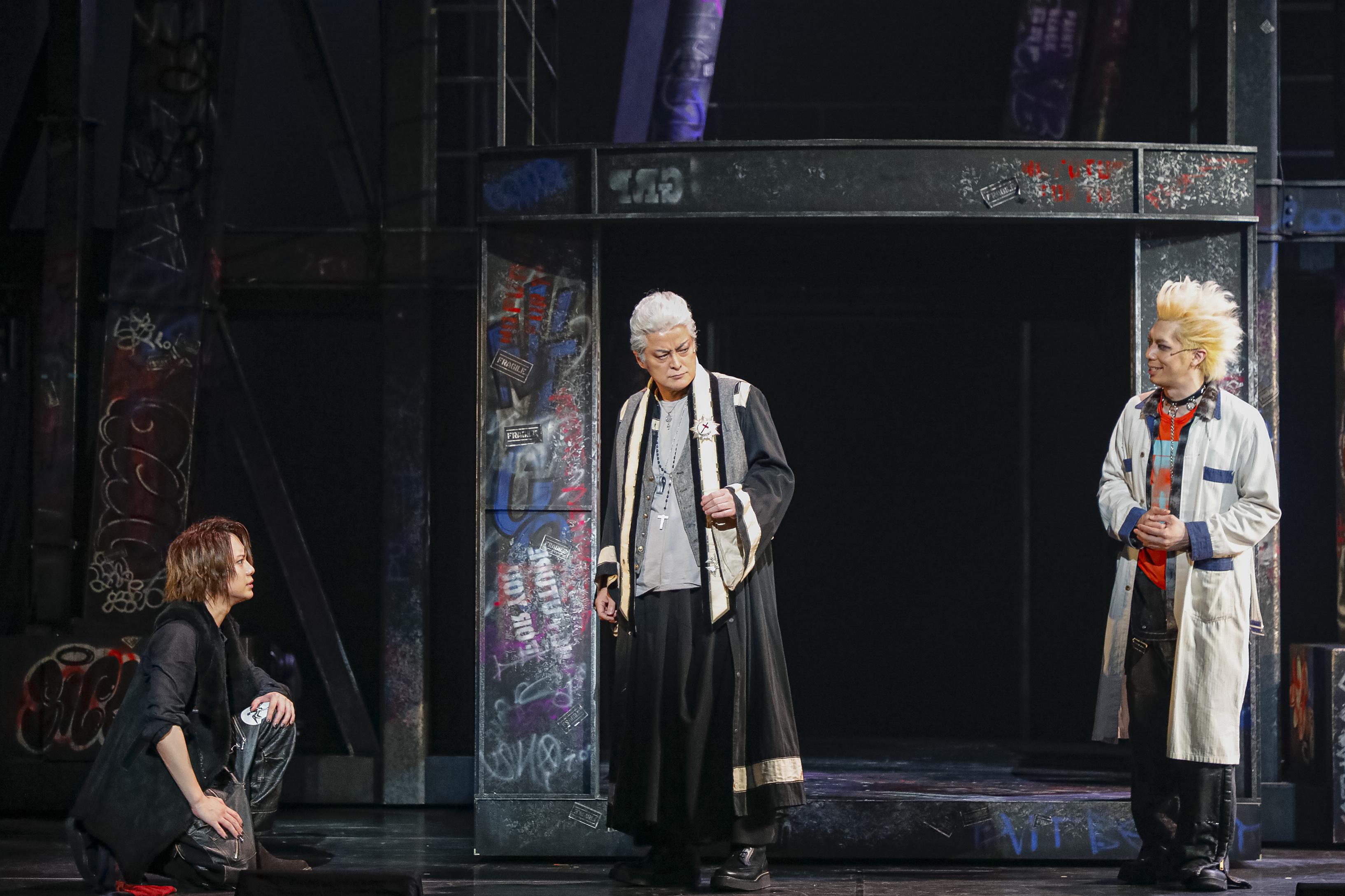 【公式レポ】Rock Opera『R&J』が開幕 ロミオ役・佐藤流司「準備万全、あとは本番を楽しむだけ」 イメージ画像