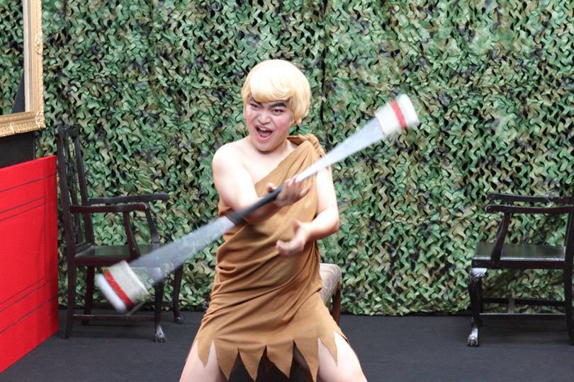劇場版「パタリロ!」からタマネギ部隊・耽美映像に続き第3弾の動画が解禁 イメージ画像