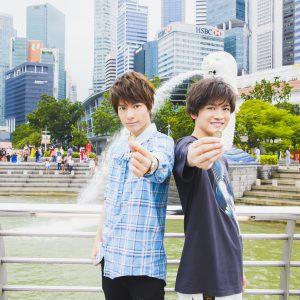 「俺旅。シーズン 6」シンガポール編に小澤廉・小西成弥出演 8月12日に上映イベント イメージ画像