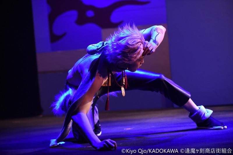 ミュージカル『ZONE-00 満月』開幕、志萬安吾役の與座亘「魂込めて届けたい」公式ゲネレポ イメージ画像
