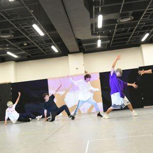 福澤侑「すごくおもしろい作品。早く披露したい」 KYOTO SAMURAI BOYSの公開稽古【公式レポ】 イメージ画像
