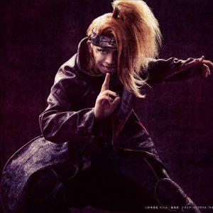 秋上演「NARUTO-ナルト-」〜暁の調べ〜 うちはイタチらのビジュアル解禁 イメージ画像