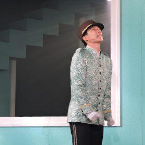 辻凌志朗主演、平牧仁がピアノ生演奏!「Like A」シリーズ第3弾・初日挨拶ノーカット&ゲネプロレポート イメージ画像
