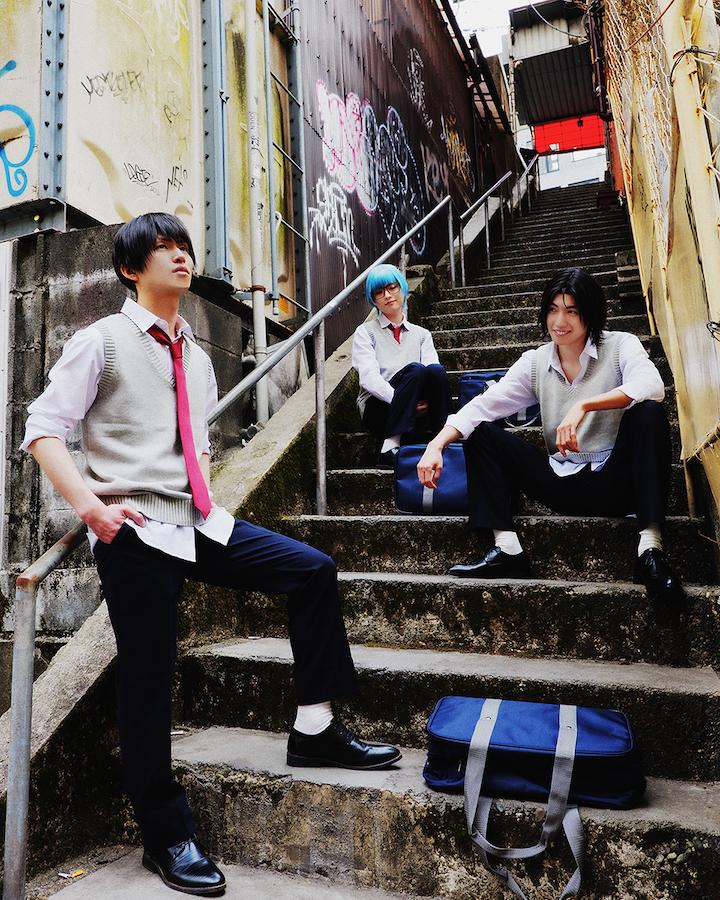 「少年たちのいるところ展」第2弾から松田凌・有澤樟太郎らのビジュアルが解禁 イメージ画像