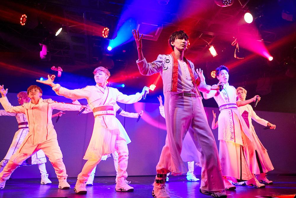 福澤侑が勇ましい殺陣を披露 KYOTO SAMURAI BOYSが8月10日プレオープン イメージ画像