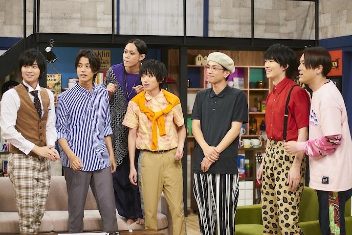 有澤樟太郎、黒羽麻璃央ら出演の「テレビ演劇 サクセス荘」第9回のあらすじと場面写真が公開 イメージ画像