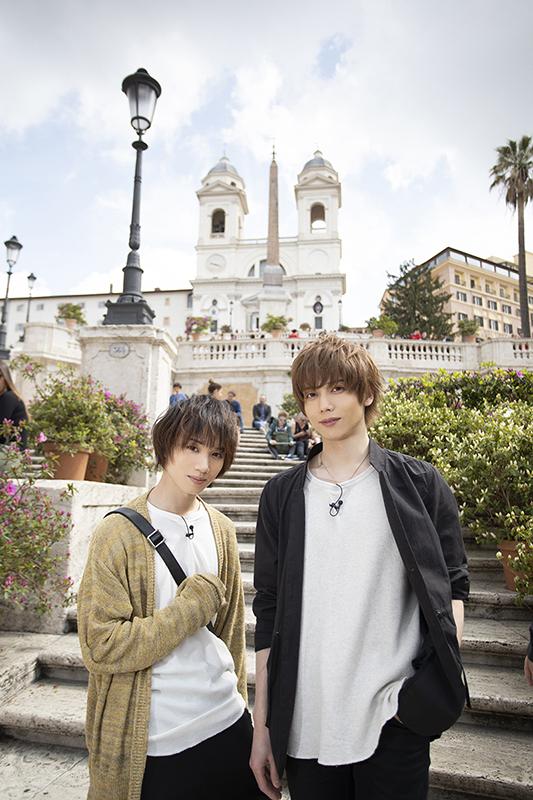 『たびメイト Season2』が10月から放送開始 染谷俊之&植田圭輔がイタリア旅 イメージ画像