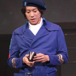 小早川俊輔・永田聖一朗の火花散る舞台「銀河英雄伝説」第三章が開幕「激動の始まりを感じさせる物語」 イメージ画像