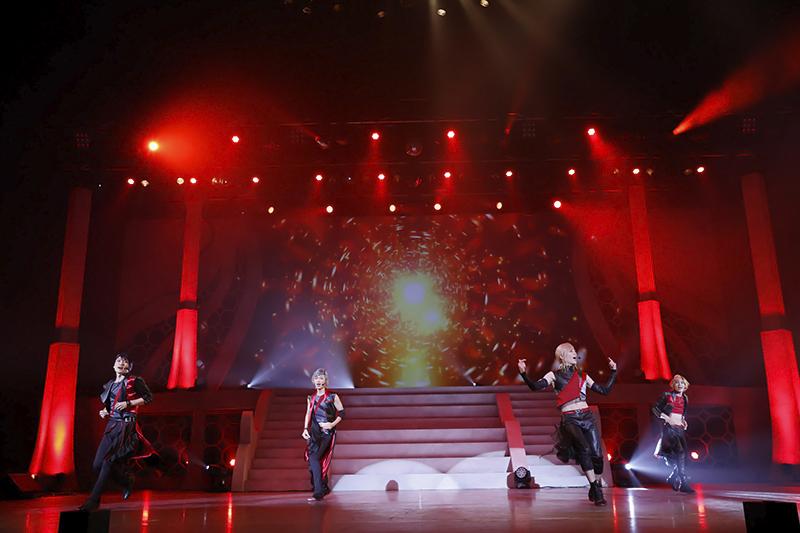2.5次元ダンスライブ「S.Q.S」Episode4、来年3月にBD発売 メイキング映像収録 イメージ画像