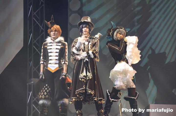 「アイ★チュウ ザ ・ステージ 〜Rose Écarlate deux 〜」開幕 パワーアップした物語に熱狂 イメージ画像