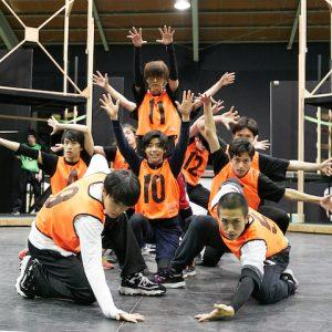 「振付や美術も新たに」新生烏野がお披露目、演劇「ハイキュー!!」〝飛翔〞公開稽古 イメージ画像