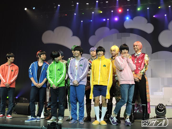 舞台「おそ松さん3」が開幕 6つ子爆笑コント×F6新曲はコーレス有(囲み会見コメント書き起こし) イメージ画像
