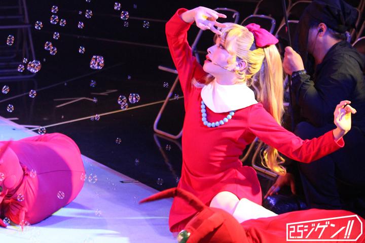 クレイジーすぎるLIVEミュージカル演劇『チャージマン研!』が開幕 細かいことは「気にするな!」 イメージ画像