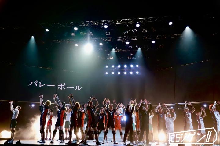 新生烏野がついに始動。託された彼らが魅せる、演劇「ハイキュー!!」〝飛翔〞ゲネプロレポート イメージ画像