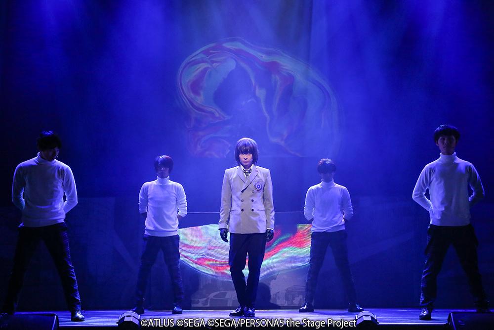 舞台『ペルソナ5』東京公演で猪野広樹ら覚醒「エンターテイメントだけではない地に足がついたお芝居を」 イメージ画像