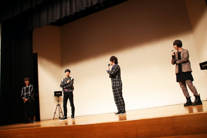 映画「縁側ラヴァーズ」完成披露上映会レポート 松田岳、三山凌輝、笹翼、秋葉友佑が映画の見所を語る イメージ画像