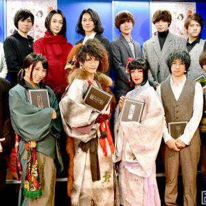 坂口安吾の世界に浸る。美しい日本語の桜吹雪舞う、極上文學 第14弾『桜の森の満開の下』が開幕 イメージ画像