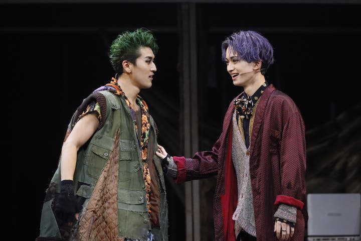 「RADICAL PARTY – 7ORDER -」東京公演開幕 森⽥美勇⼈「僕らの世界を体感しに来て」 イメージ画像