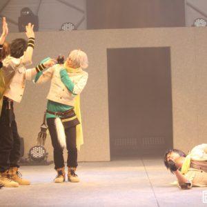 SHOYA・小松ゆう出演、舞台×ゲーム連動企画『SHINOBI NOW!!』開幕 現代に生きる忍の物語 イメージ画像