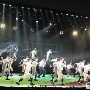 「振りかぶって投げる」大きく成長した3作目。舞台「おお振り」秋の大会編 ゲネプロレポート イメージ画像