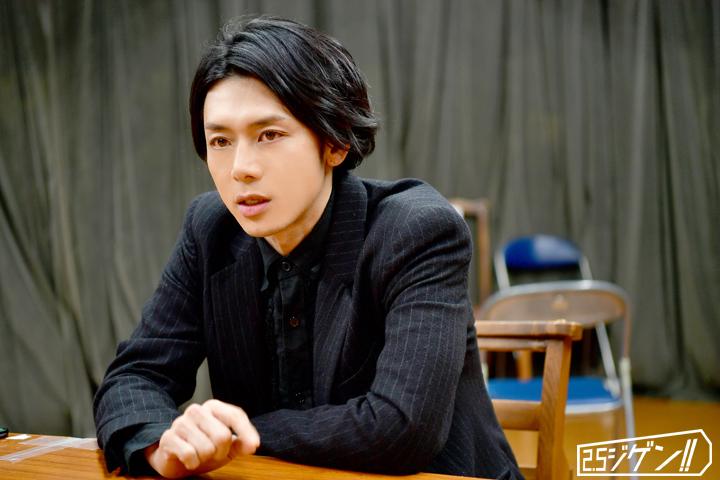 二度の壁を乗り越えた富田翔が、20代から続ける「たった1つのルール」――2.5次元のベテラン教室 イメージ画像