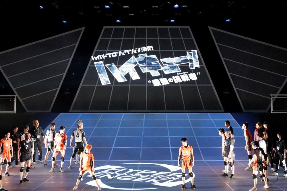 演劇「ハイキュー!!」シリーズ歴代9作品&最新公演〝最強の挑戦者〞の配信決定 イメージ画像