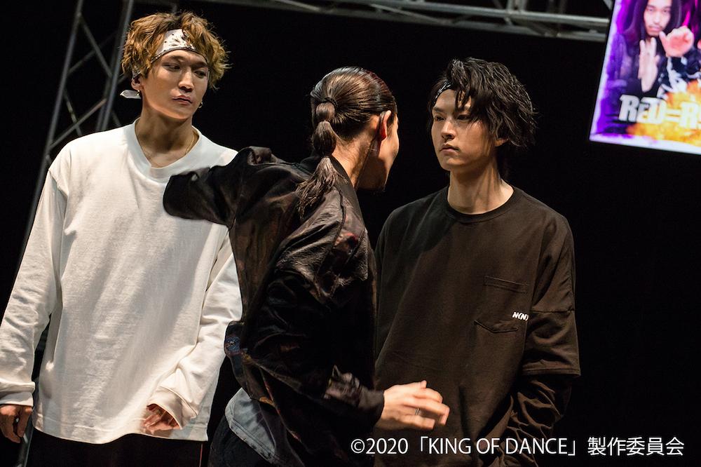 ドラマ『KING OF DANCE』第4話の場面写真公開 元BLACK/WAVE同士の戦いの行方とは イメージ画像