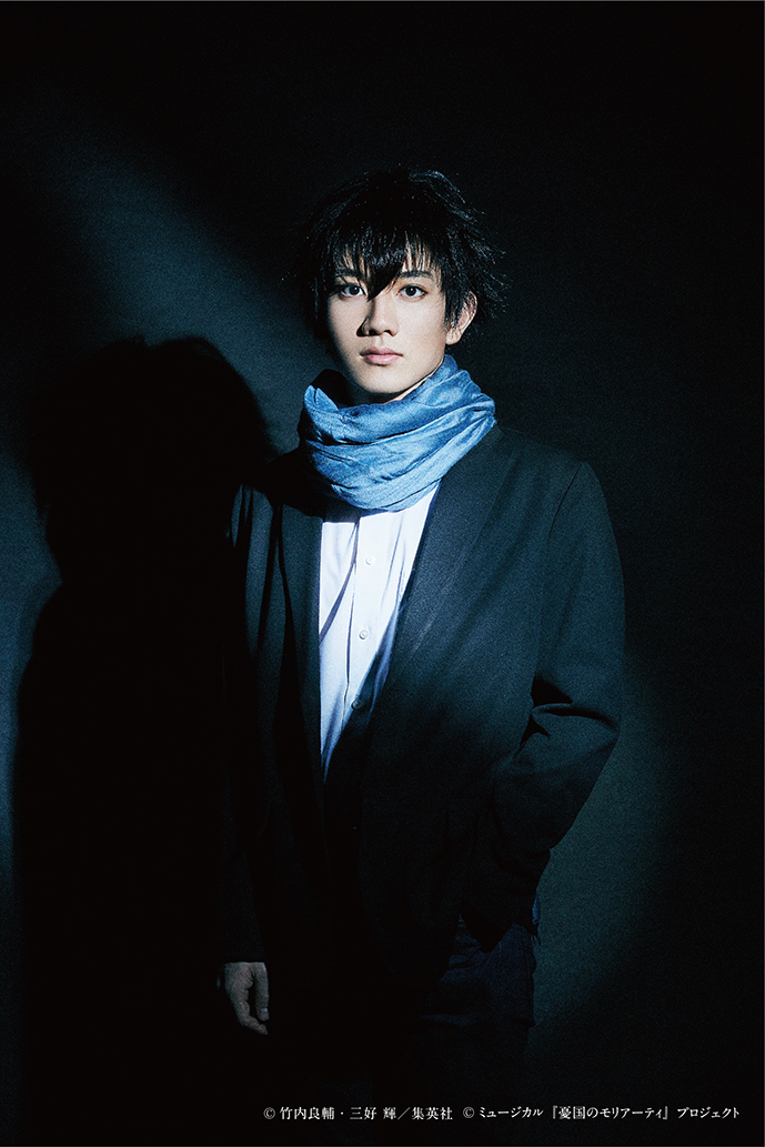 「モリミュ」第2弾、全キャラクタービジュアル&公演CMが公開 イメージ画像